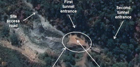 New activity detected at North Korea's Punggye-ri site ...