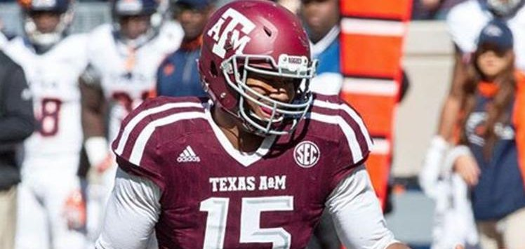Texas A Amp M S Myles Garrett Lining Up As No 1 Overall Pick
