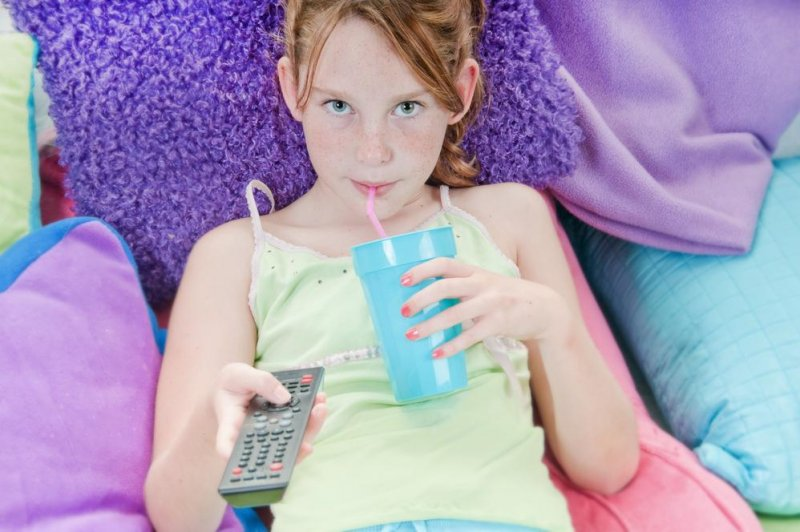 Study Childrens Sedentary Lifestyle Linked To Pain -8892