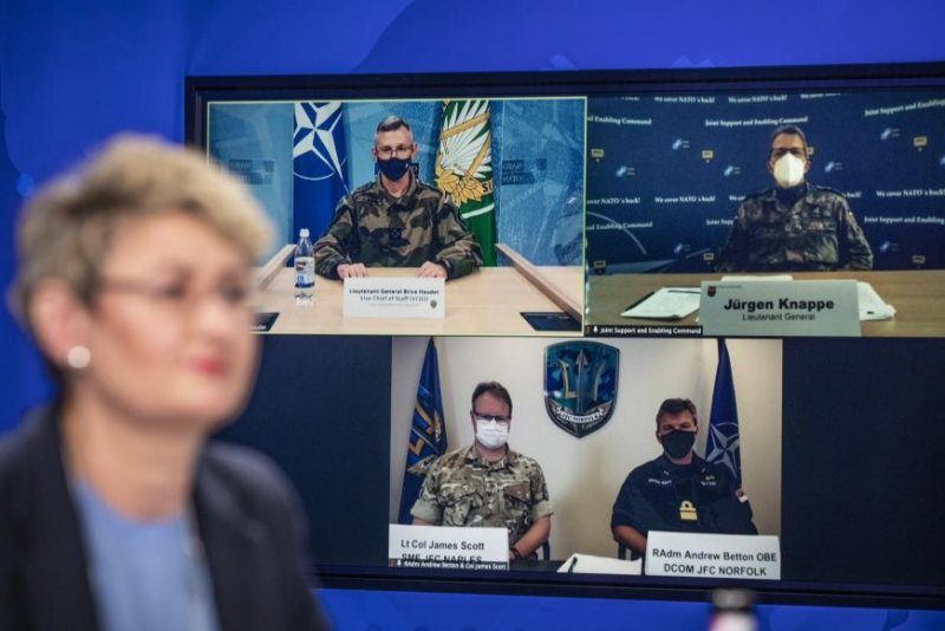 NATO kicks off Steadfast Defender 2021 exercise.