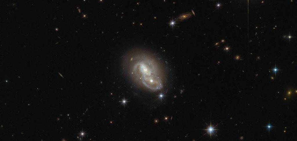 hubble galaxies pair - photo #18