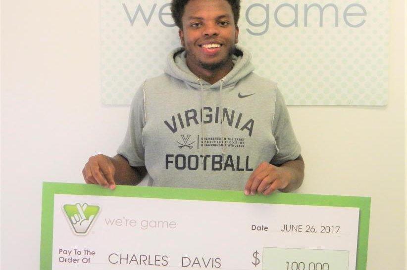 5228189bd20a3e Virginia man wins lotto playing grandma s license plate numbers - UPI.com