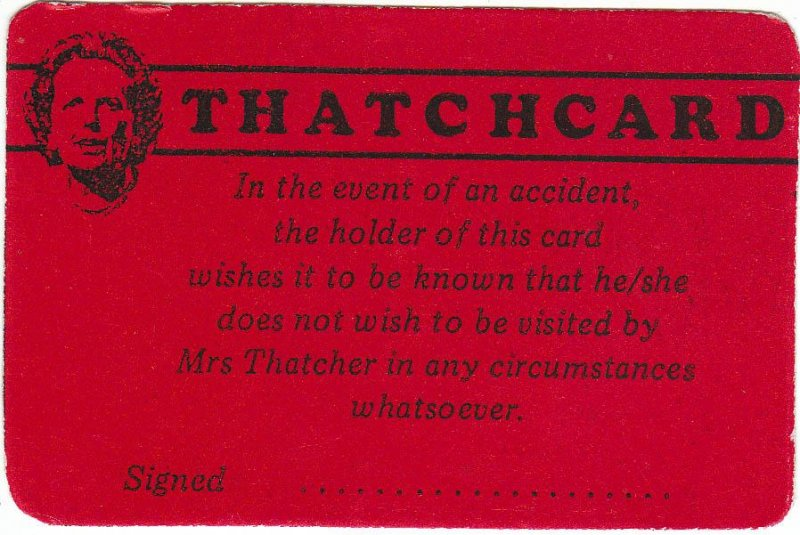 Image result for thatch card private eye