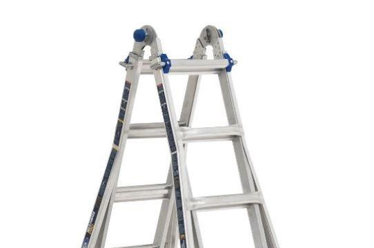 Pleasing 78K Home Depot Lowes Ladders Recalled For Falling Hazard Creativecarmelina Interior Chair Design Creativecarmelinacom