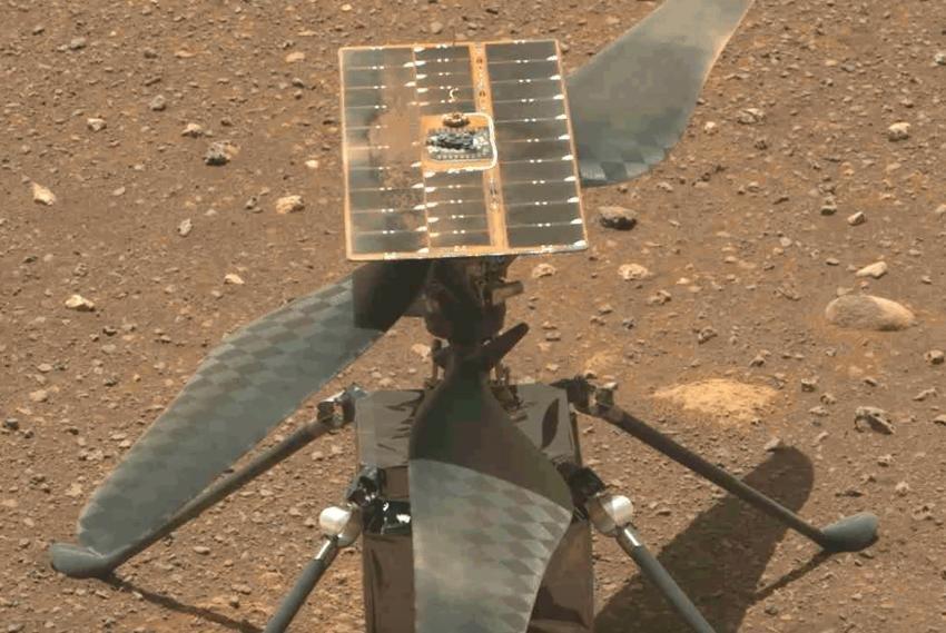 Mars Ingenuity flight scheduled for Monday, NASA says ...