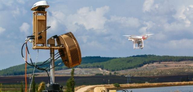 Rafael Unveils Drone Dome Anti Drone System Upi Com