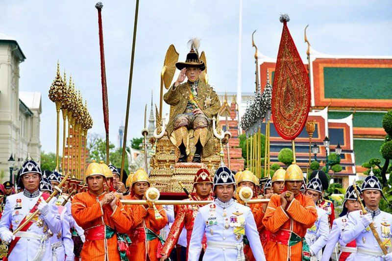 Thailand Crowns King For First Time In 69 Years