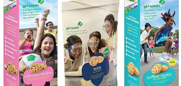 girl scouts unveil three new cookie flavors for 2015   upi