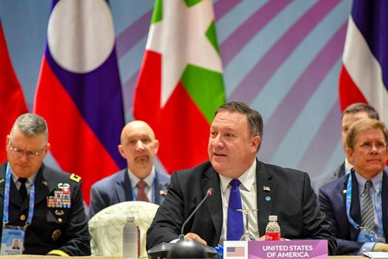 Secretary of State Mike Pompeo presses Turkey to release ...