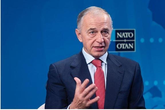 Cyberattack could trigger Article 5 response, NATO's Mircea Geoana warns