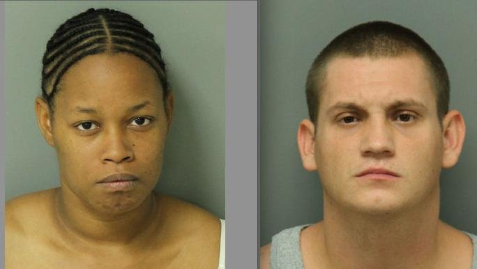 Zip-tied 4-year-old girl: North Carolina couple allegedly ...