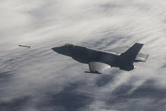 Raytheon receives contract for AIM-9X, training missiles
