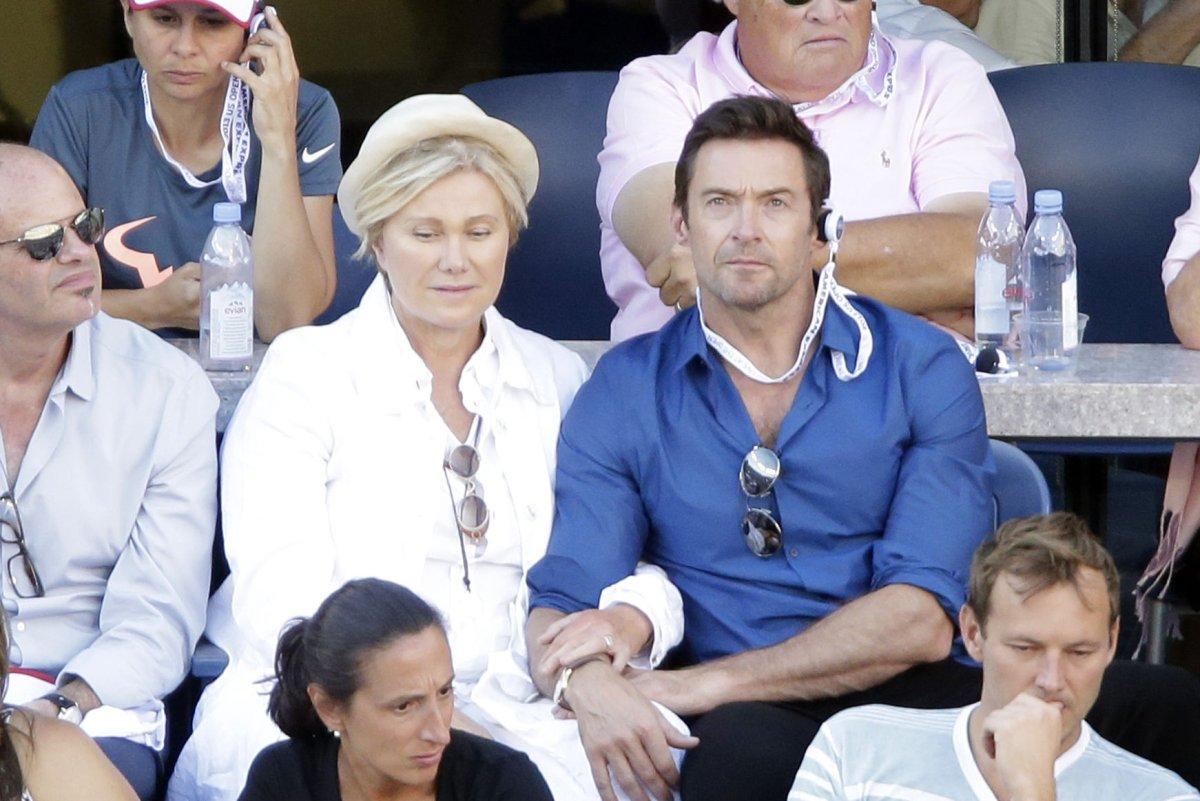 Hugh Jackman on wife Deborra-Lee: 'she's the greatest ...
