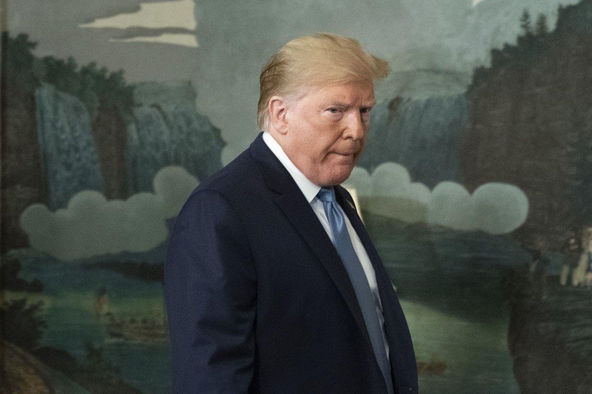 Donald Trump Sues California Over Law Requiring Candidates