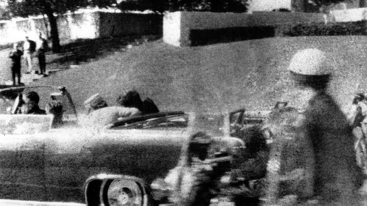 The Energy Detective >> JFK assassination documentary examines friendly fire ...