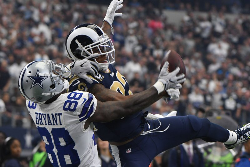 CB Nickell Robey-Coleman agrees to re-sign with Los ...