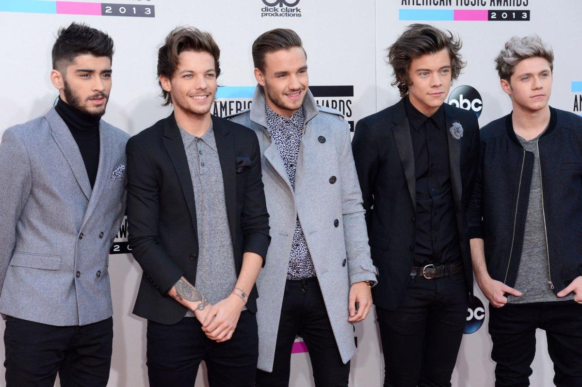 Zayn Girlfriend 2014 One Direction's Zayn M...
