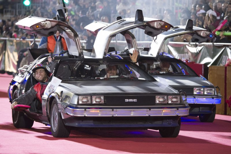 Delorean Car Going Back Into Production Upi Com