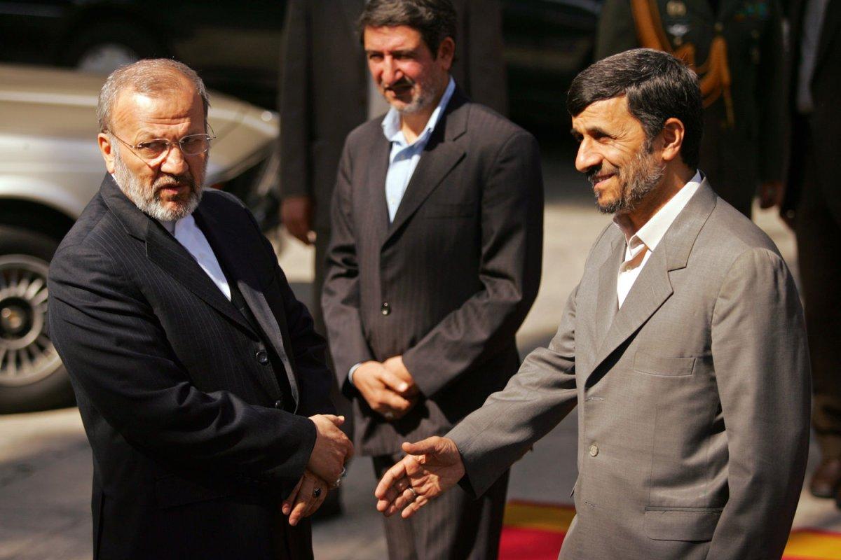 Remembering ahmadinejad