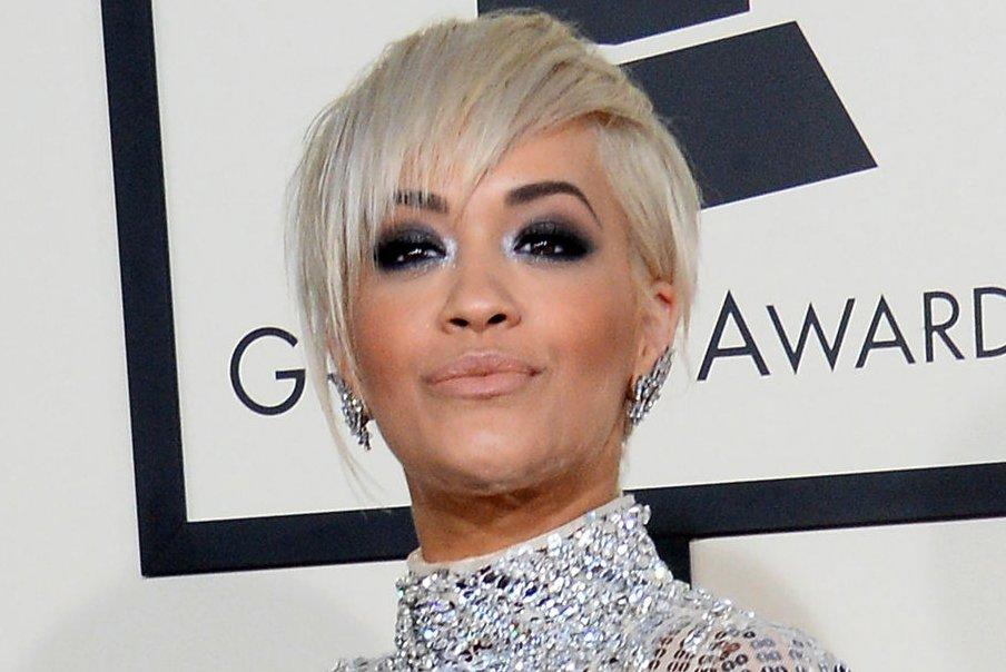 Rita Ora Debuts Short Hair Over Grammys Weekend Upi Com