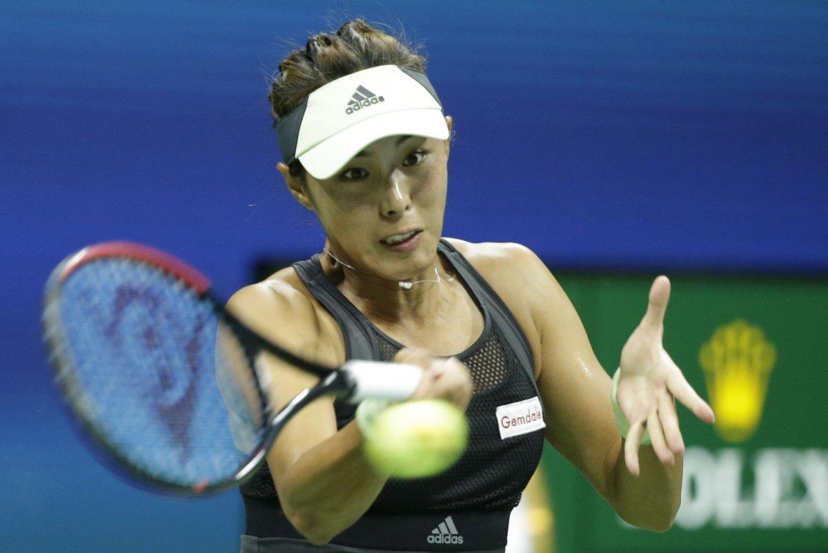 wang tennis - photo #13