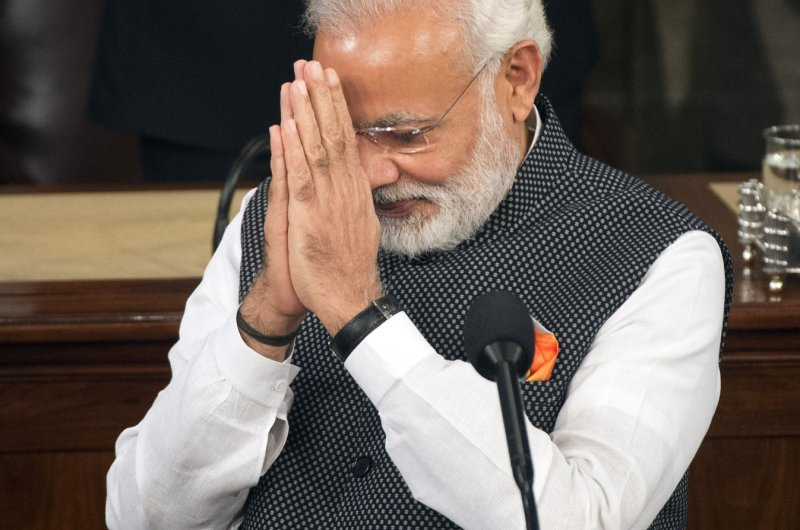 Indian prime minister narendra modi lauds partnership with - Prime minister of india office address ...
