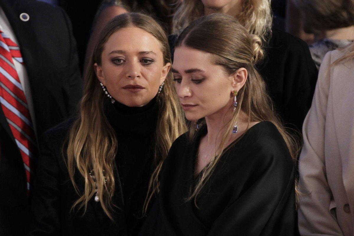 эшли олсен и мэри-кейт олсен 2016 фото