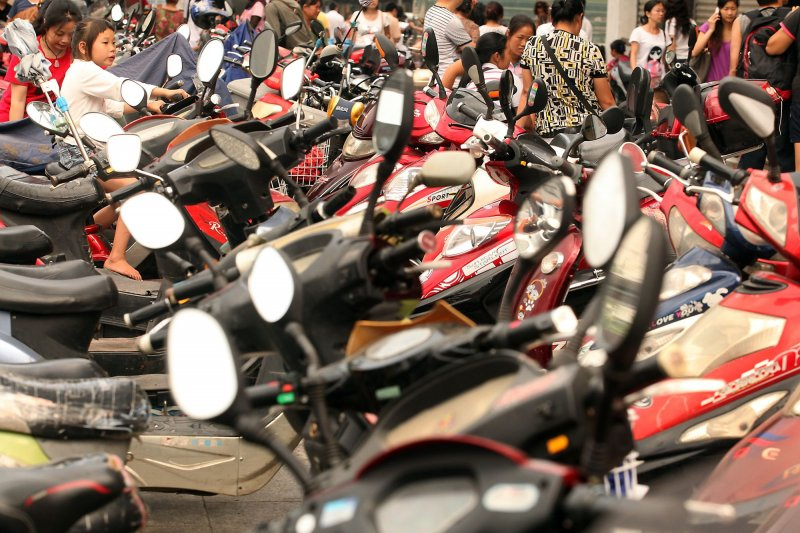 03735675a75076 July 4 (UPI) -- Hanoi lawmakers have voted to place a blanket ban on  motorbikes by 2030 to reduce traffic congestion