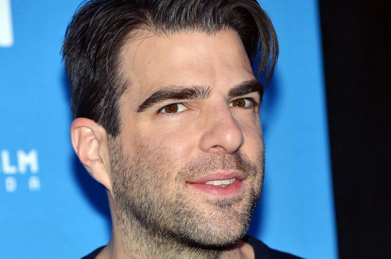 Report: Zachary Quinto splits from Miles McMillan - UPI.com