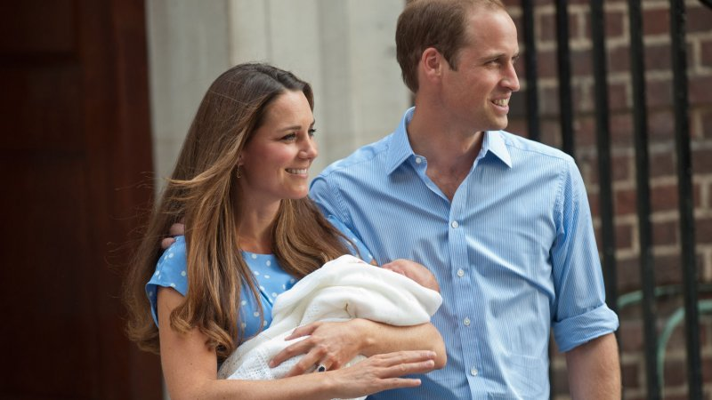 Kate Middleton Called Princess On Prince Georges Birth Certificate on Kensington Palace William And Kate Home