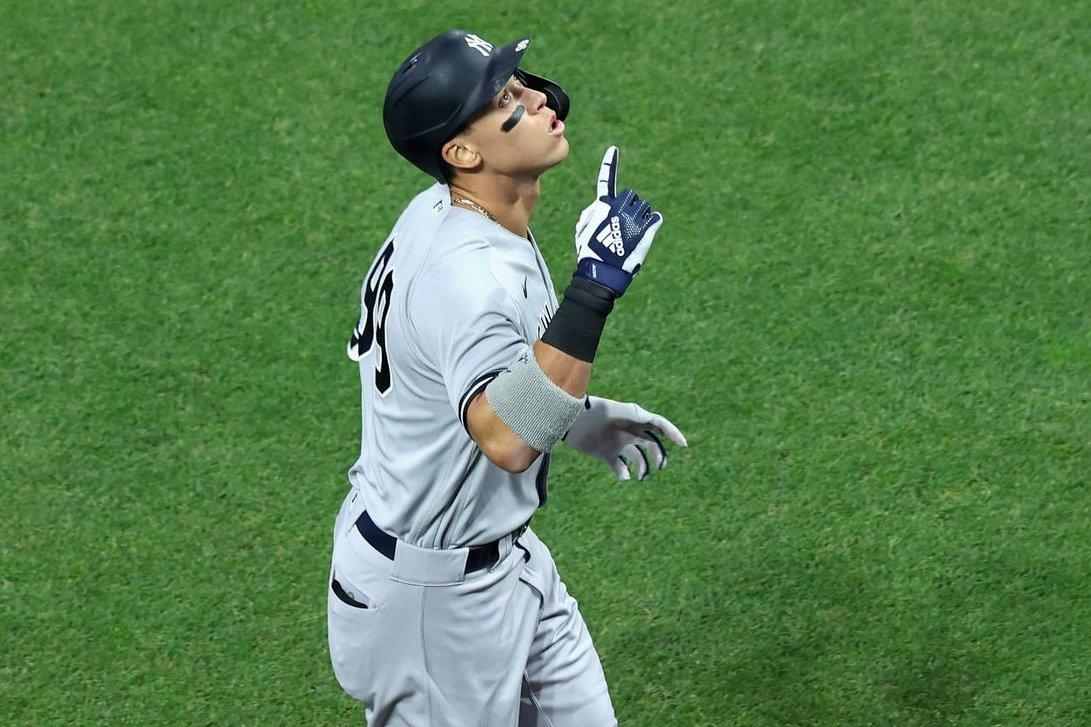 MLB playoffs: Yankees blast Indians, Shane Bieber in Game ...