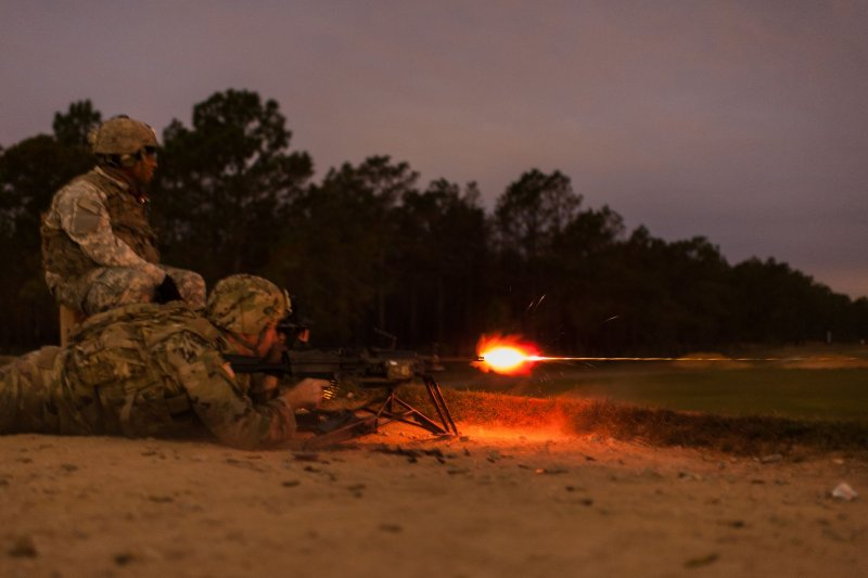 Several soldiers injured in explosion at Fort Bragg 10811167f
