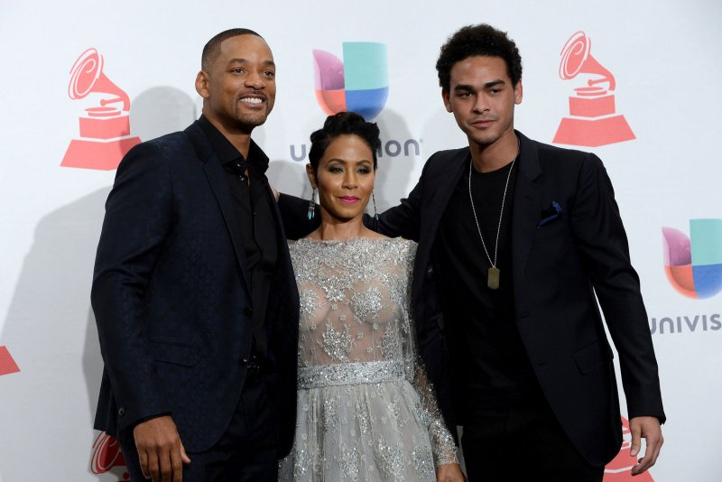 Jada Pinkett Smith and Will Smith turn heads at Latin ...