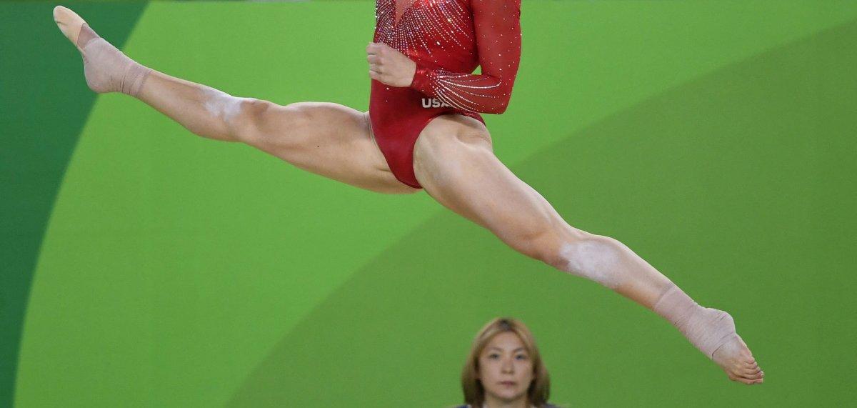 Rio Roundup Simone Biles Grabs Gold Aly Raisman Wins