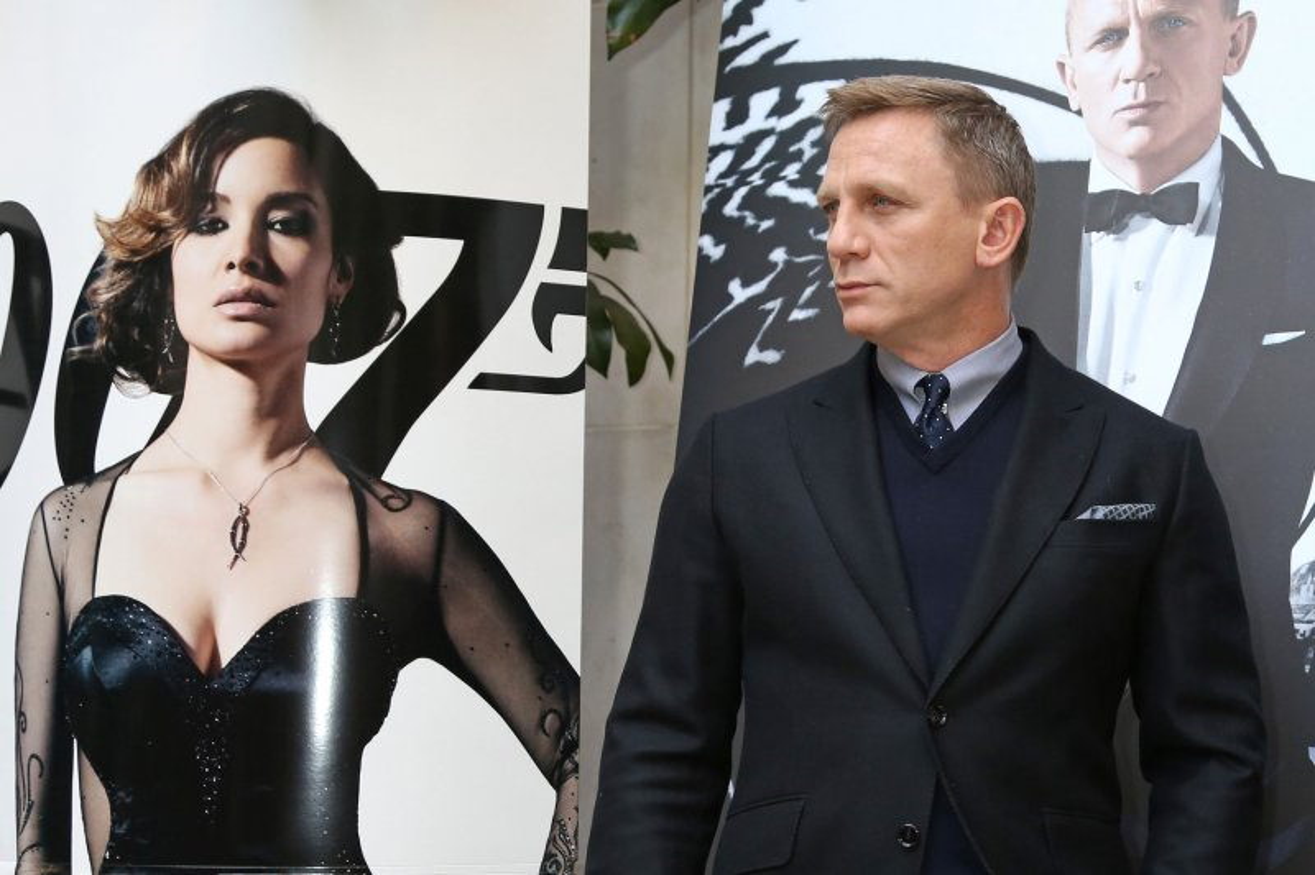 James Bond Upcoming