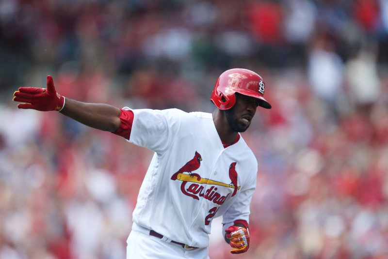 50015967b LOUIS -- Where Dexter Fowler bats in the St. Louis Cardinals   lineup is  not nearly as important as how he hits. He proved that again Sunday.
