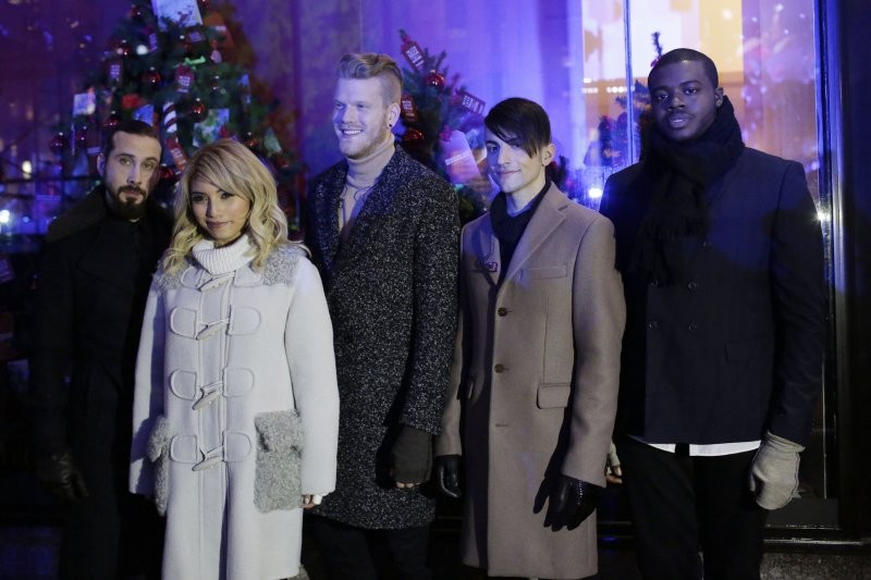 Pentatonix Christmas Special' featuring Reba McEntire and Kelly