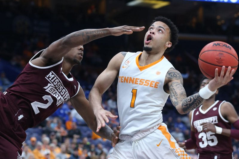 Surprising-tennessee-opens-tourney-against-wright-state