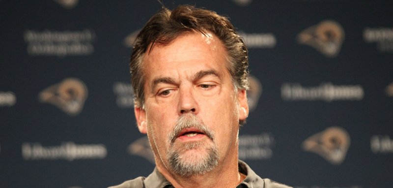 Jerseys NFL Cheap - St. Louis Rams' Jeff Fisher says it looks like Stedman Bailey is ...