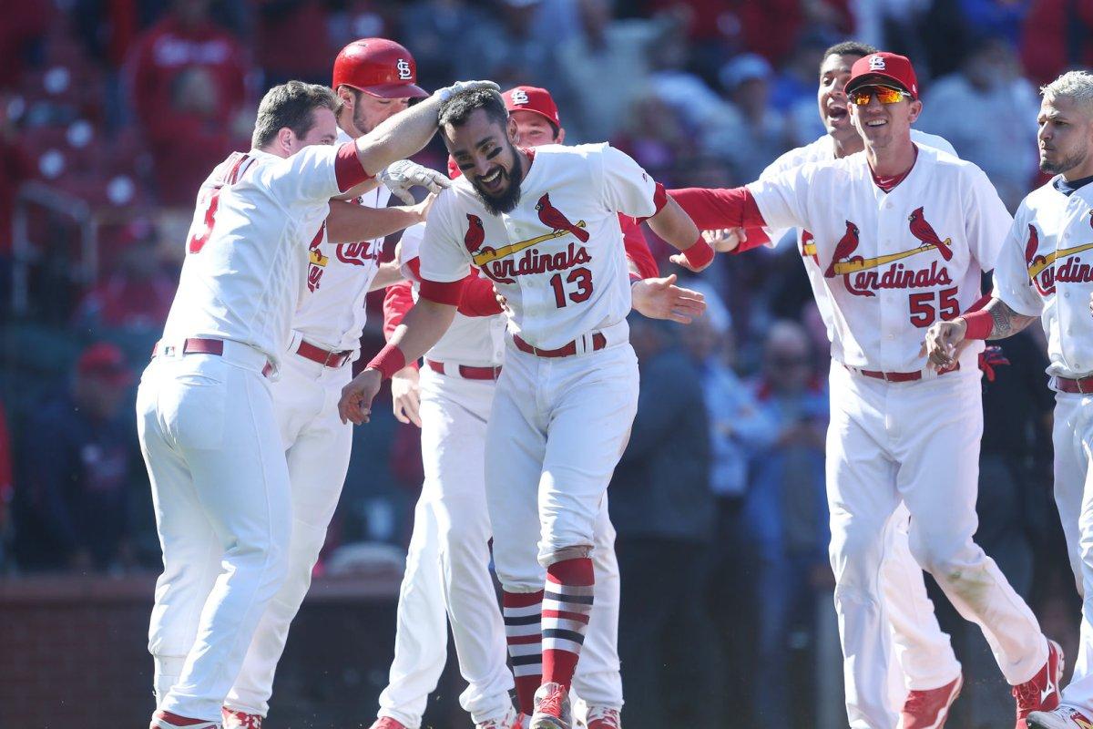 Matt Carpenter's grand slam gives St  Louis Cardinals win