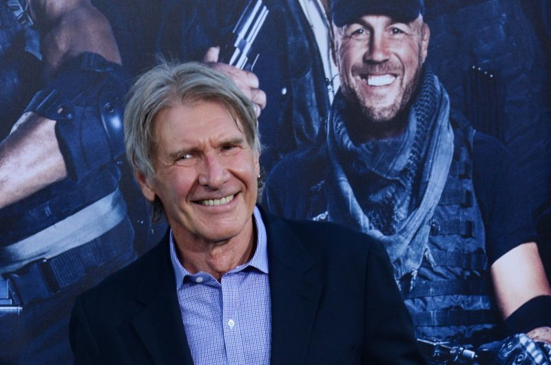 Harrison Ford hospitalized after plane crash - UPI.com