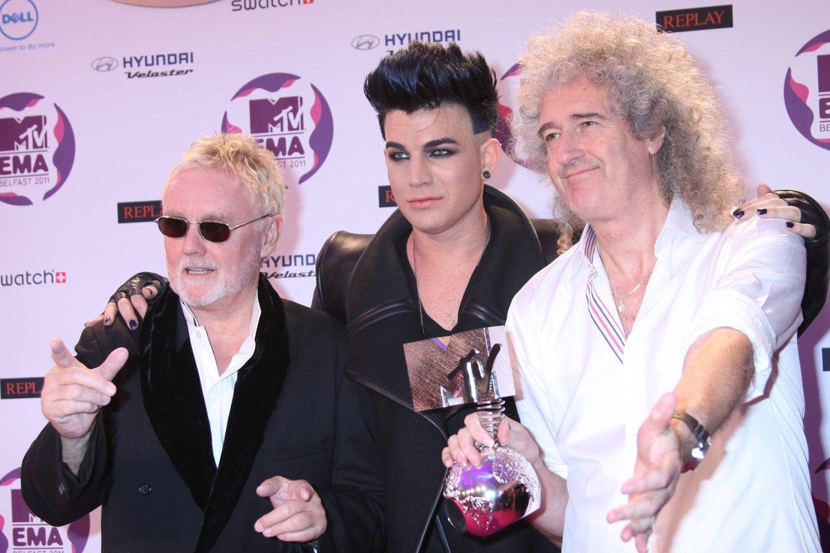 Adam Lambert finds touring with Queen 'enlightening'