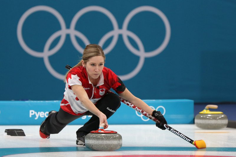 Canada claims first curling mixed doubles title - UPI.com