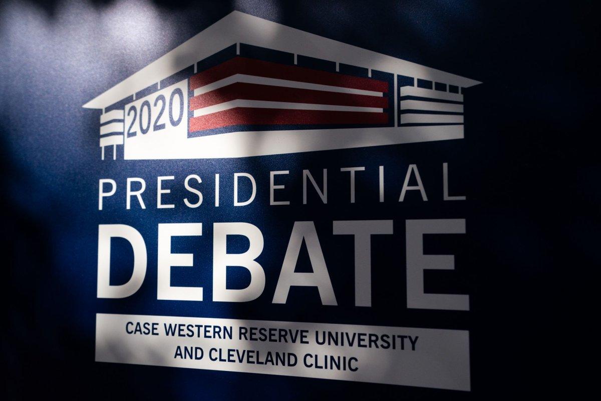 presidential debate - photo #14