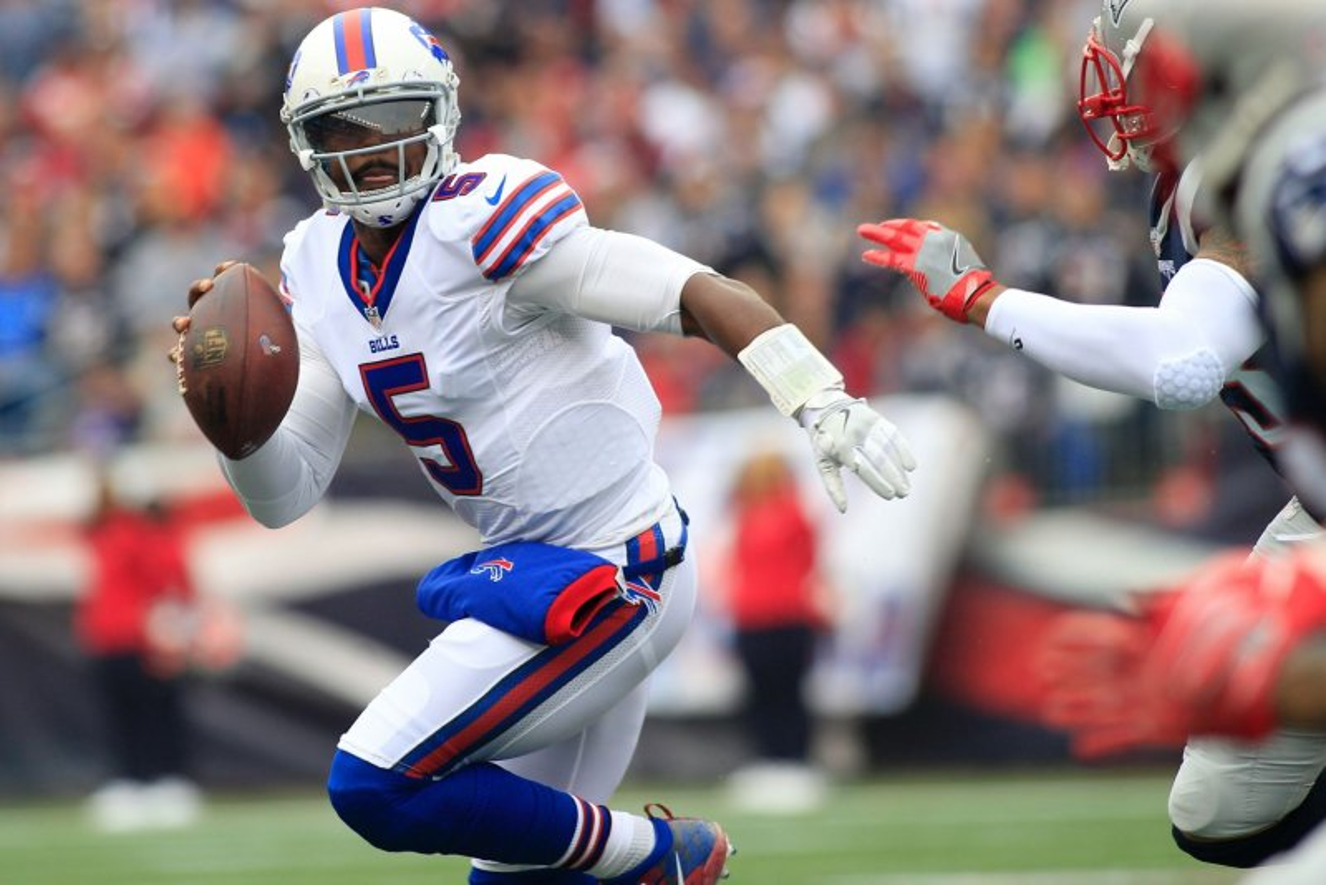 f007d590922 Buffalo Bills QB Tyrod Taylor may need groin or hernia surgery - UPI.com