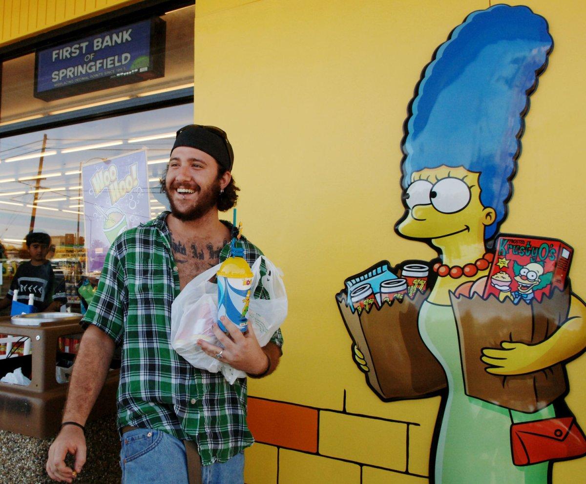 Marge Simpson Poses For Playboy Upi Com
