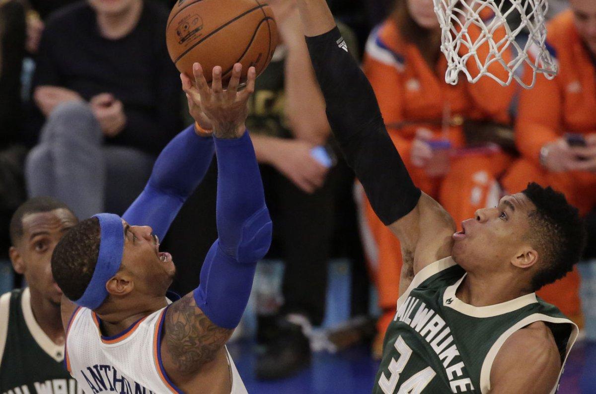 Watch: 2017 NBA Playoffs, Toronto Raptors vs. Milwaukee ...