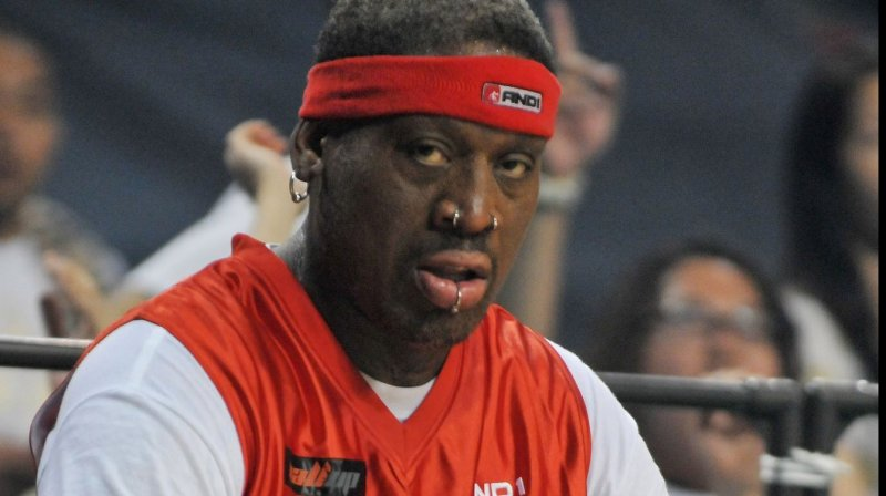 Rodman Rips Obama Over North Korea He Can T Do