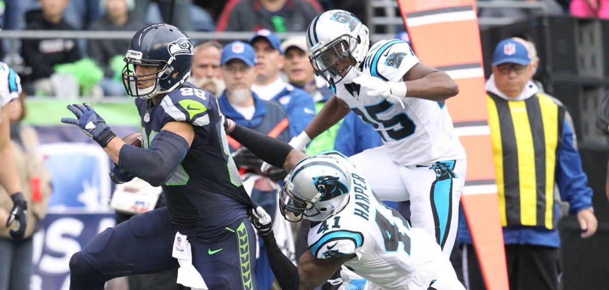 Jerseys NFL Cheap - Seattle Seahawks: Thomas Rawls, Jimmy Graham working toward return ...