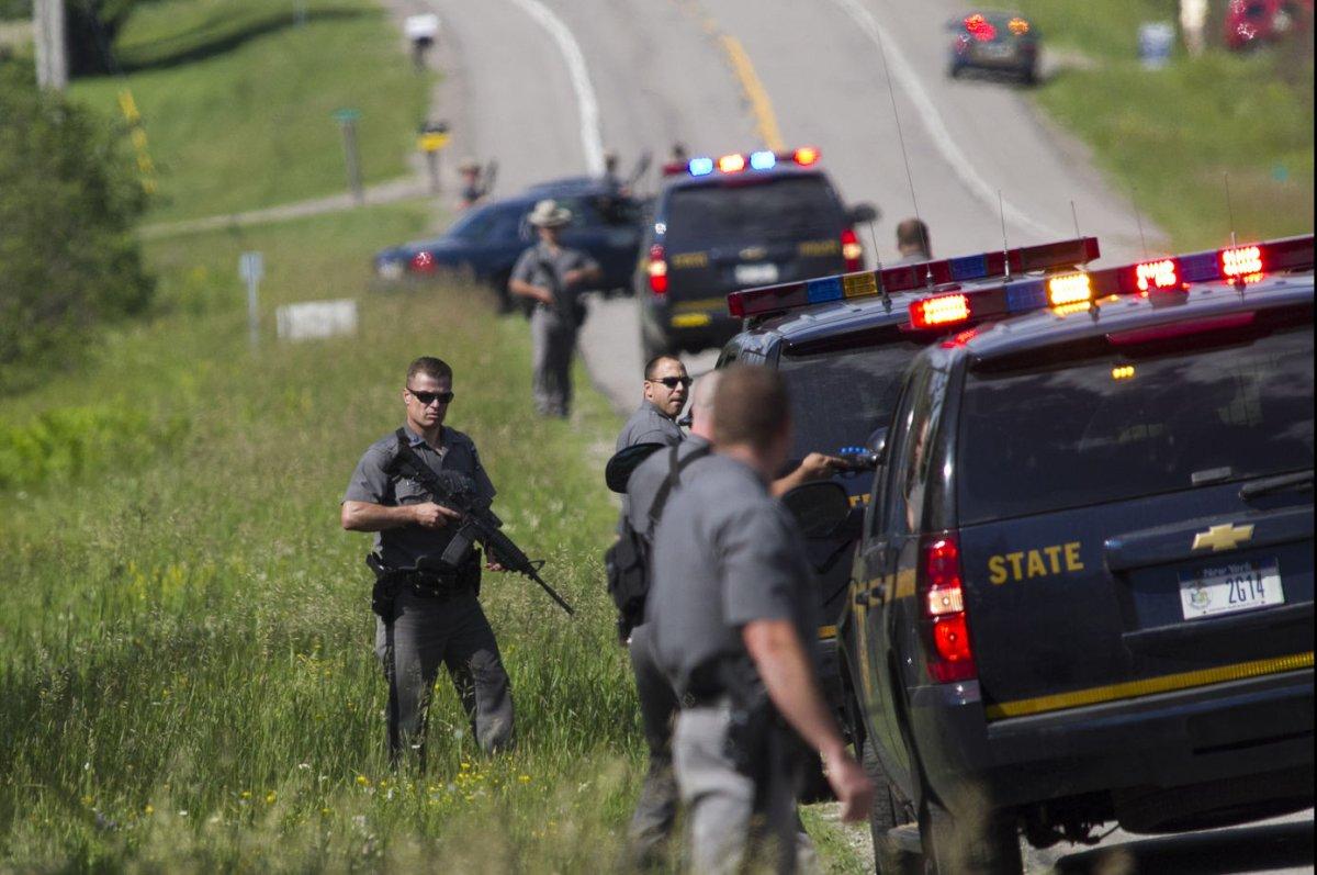 Us Energy Sources >> Police fatally shoot Richard Matt, pursue David Sweat ...